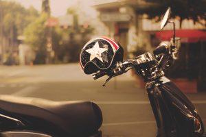Los cascos de moto son las piezas más importantes